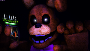Night's Making Him Creepy (SpringBonnie New Model) by YingYang48