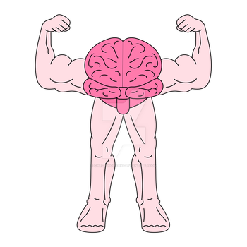 05 - Strong Brain by CheonHoPark