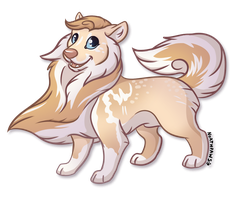 [Chibi] Zeus by NorthPaws