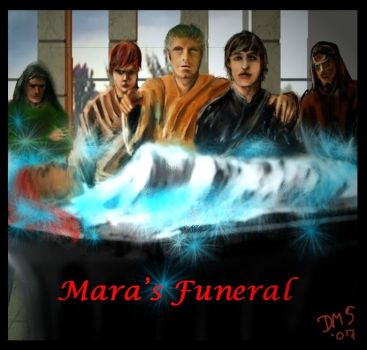 Mara's Funeral by AG88