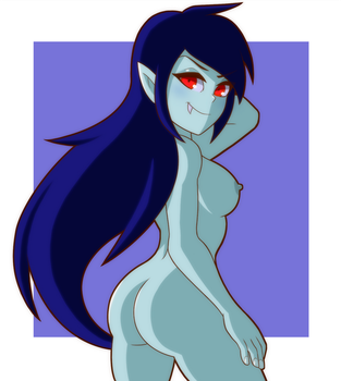 Mature Marceline by Chemical-Bro