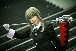 Maka Cosplay 1 by AkaneYueyuki