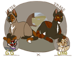 WB -- LIONGG LITTER by StruggleMatch
