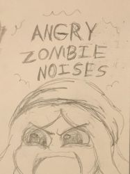 ANGRY ZOMBIE NOISES .:SSS:. by ShinySmeargle