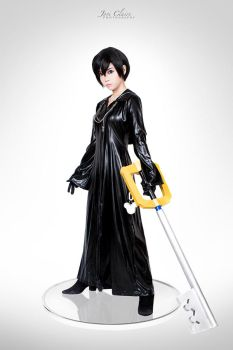 Kingdom Hearts 358/2 Days: Xion by JoviClaire
