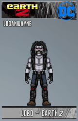 Lobo (Earth-2) by LoganWaynee