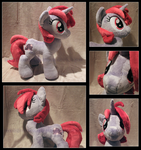 Dawnfire Plush by NoxxPlush