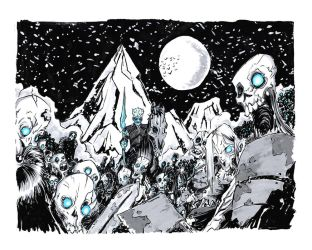 The Night King by Natesquatch