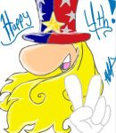 Happy 4th From Andrew! by FantasyDreamer16