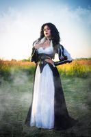 LARP The Witcher - Yennefer by GreatQueenLina