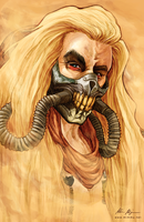 Immortan Joe by MimmuArt