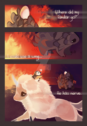 Firestorm Ch. 2 - Raffle prompt: Rescue Team by Chickolates