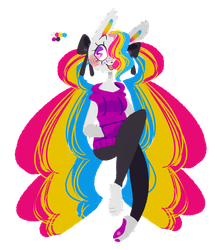 pan bunny adoptable! [closed] by pff-f