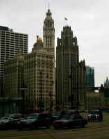 Chicago Tribune by amerindub