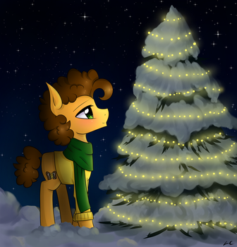 Eve tree by LittleCloudie