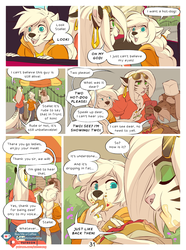 Welcome to New Dawn pg. 31. by Zummeng