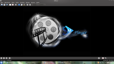 SMPlayer Theme re-actualized by blu32