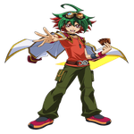 Yuya Sakaki Render 2 by MarioFanProductions