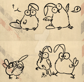 Have also a bunch o birds by sidca