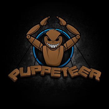Puppeteer logo by MasFx