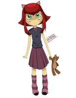 Cartoon Annie by TheLAsiaNG