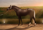Autumn Halter Event - King by FeatherCandy