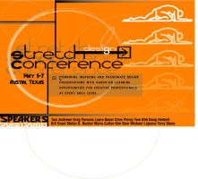 Stretch Design Conference by wangfordesign