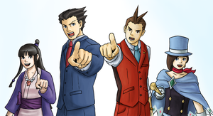 'Objection!' by Arabesque91