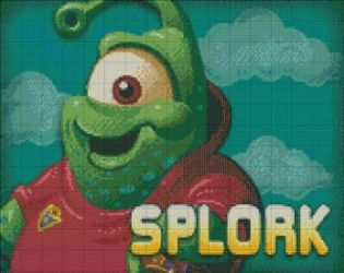[Peggle] Splork by RoseXinh