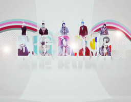 Big Bang is Our Kings by CreativeSteam