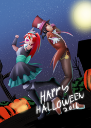 Halloween2016 by witch-girl-pilar