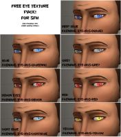 Eye reskins pack [DL] by Nikolad92