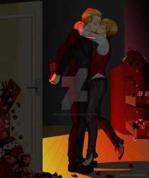 Valentine's Day by sevices-militaires