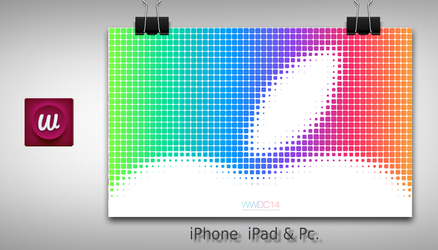 WWDC 2014 wallpapers by WallforAll