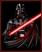 Darth Vader by Hunter407