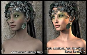 AoA Indoor Lighting Demo For 3Delight by SickleYield