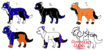 LilacxFall Adopts by Official-Fallblossom
