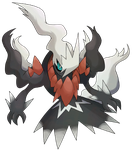 Mega Darkrai (Fake) by NeoZ7