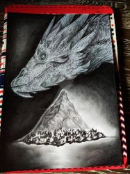 Smaug  by Sothorill