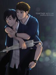 Together With Me The Series Fanart - Rain by dongseng23