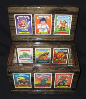 Box 55. Garbage Pail Kids 2. Inside Top by WesleyYoung