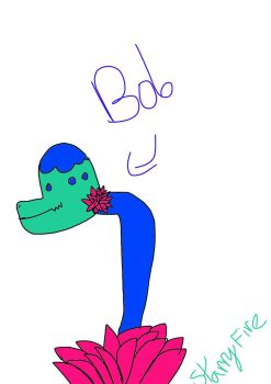 this is bob by StarryFiremlp