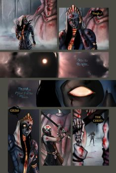 The Next Reaper | Chapter 7. Page 171 by DeusJet