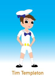 Nautical Tim Templeton (requested by Shernod9704) by miipack603