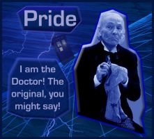 The Doctor's Sins - Pride by DragonScholar