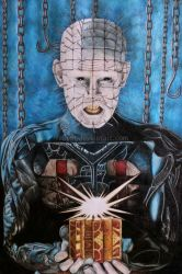 Pinhead by FabyLP