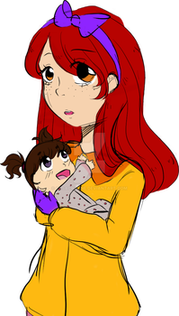 A Ginger and a Baby *Semi CB* by cusackanne