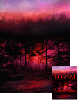 Lovecraft Country Premade Book Cover by Viergacht