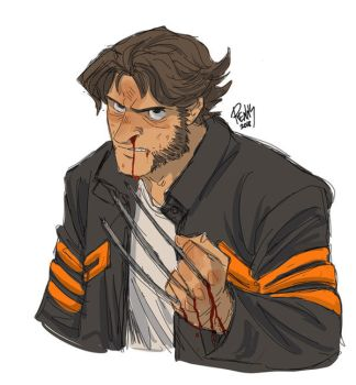Wolverine by Renny08