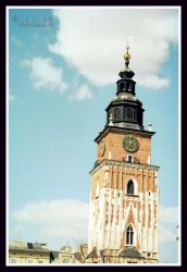 Tower of Krakow by LuciusThePope